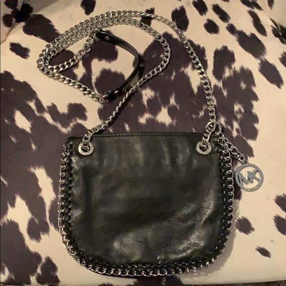 Michael Kors Handbags - Edgy Chain Michael Kors Crossbody